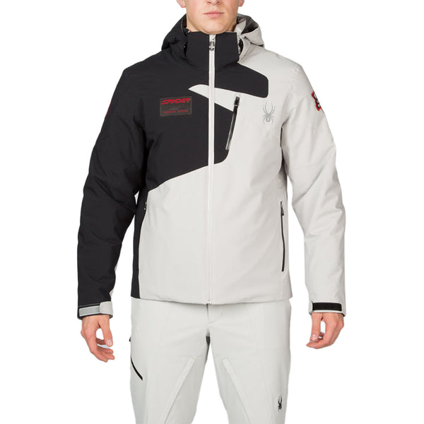 Spyder Tripoint Waterproof Hooded Insulated Winter Jacket - Mens