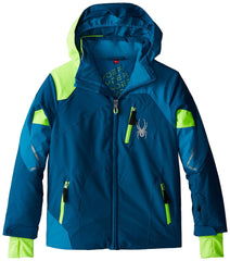 Spyder Kid's Leader Insulated Jacket - Boys