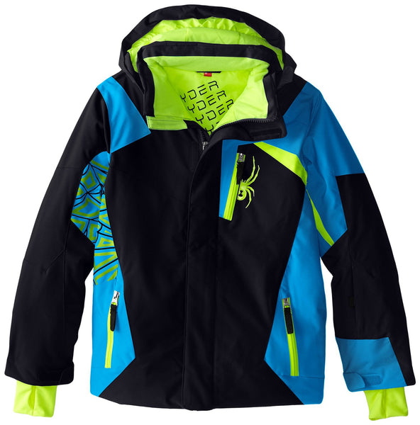 Spyder Kid's Challenger Insulated Jacket - Boys