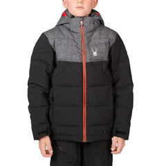 Spyder Kid's Clutch Down Jacket - Boys