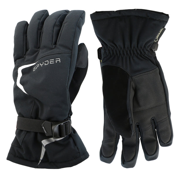 Spyder Traverse GORE-TEX Glove  - Black/Pol - Mens