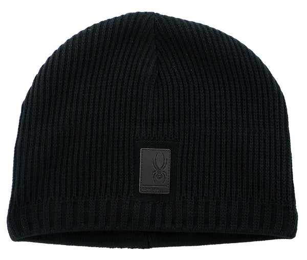 Spyder Bug Button Hat  - Black - Mens