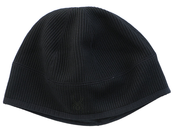 Spyder Core Sweater Hat  - Black - Mens