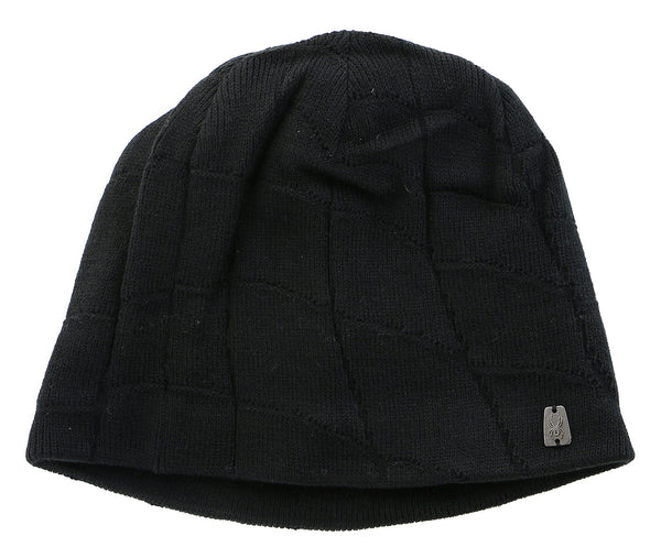Spyder Nebula Hat  - Black - Mens