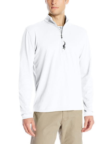 Spyder Buckhorn T-Neck Top Athletic Shirt - Mens