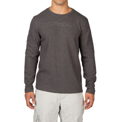 Spyder Pump Therma Stretch Crew Neck Athletic Top - Mens