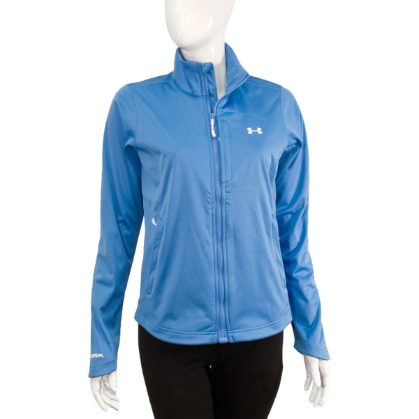 Under Armour UA flyweight Softershell Jacket  - Aubergine / Ivory - Womens