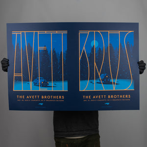 The Avett Brothers - Charlotte, NC - Dec 30 & 31, 2018