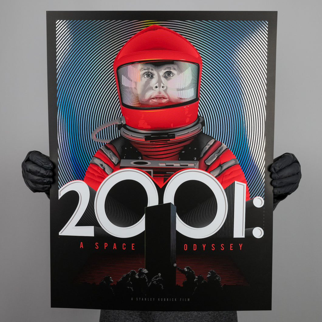 2001: A Space Odyssey Foil