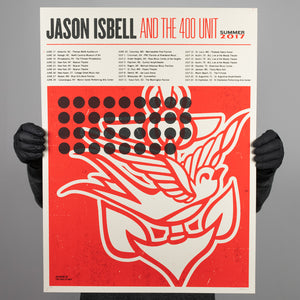 Jason Isbell and the 400 Unit - Summer 2017