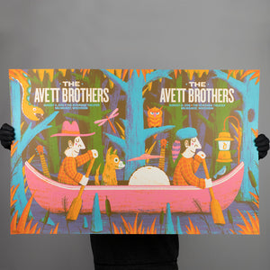 The Avett Brothers - Milwaukee, WI - Aug 11 & 12, 2018