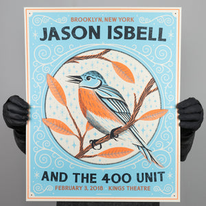 Jason Isbell and the 400 Unit - Brooklyn, NY - Feb 3, 2018