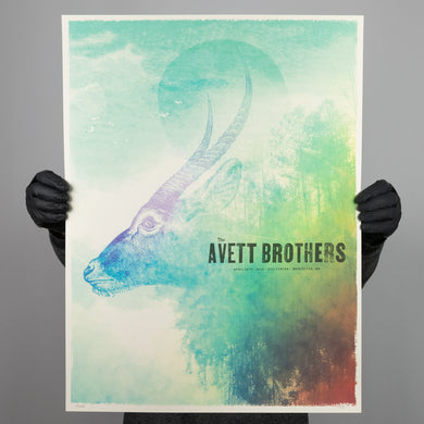 The Avett Brothers - Worcester, MD - April 10, 2016