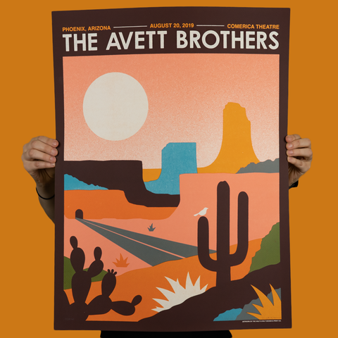 The Avett Brothers - Phoenix