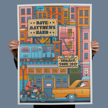 Load image into Gallery viewer, Dave Matthews Band Summer Tour Poster 2019