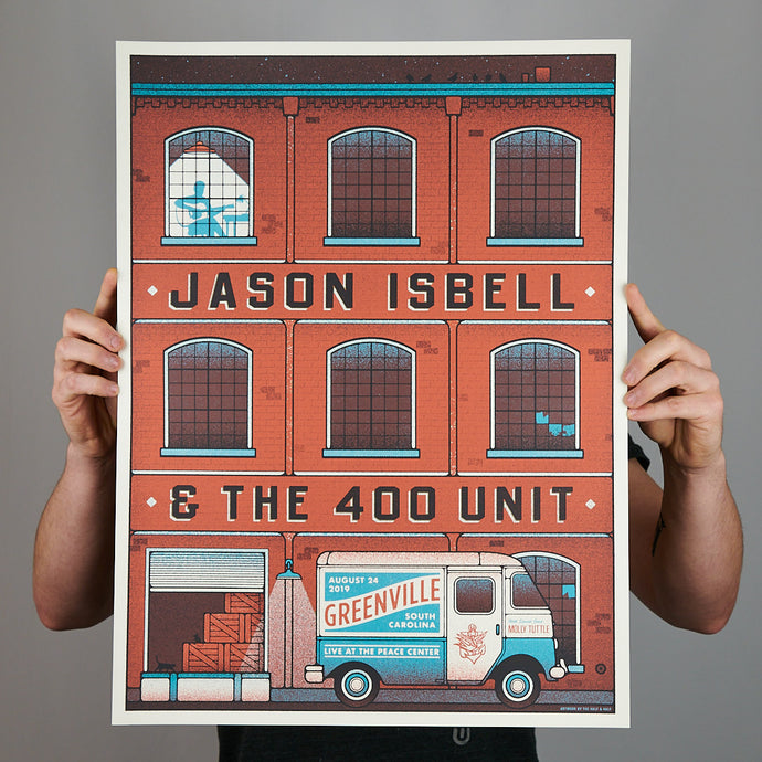 Jason Isbell and the 400 Unit - Greenville, SC
