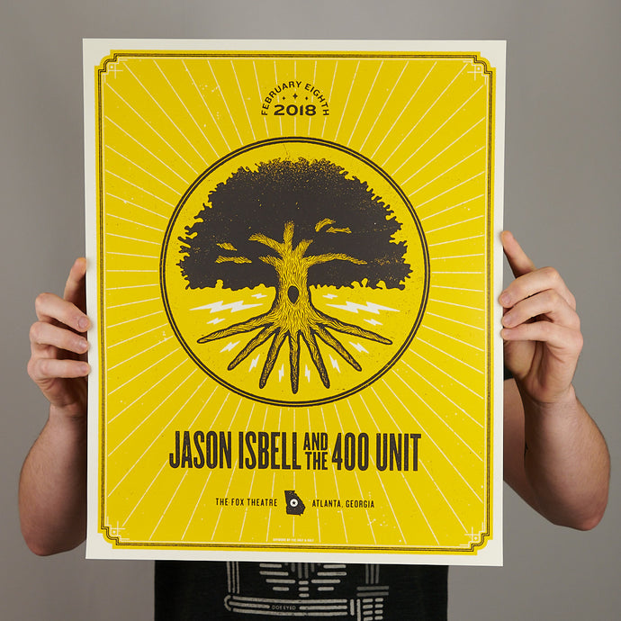 Jason Isbell and the 400 Unit - Atlanta, GA Night 1