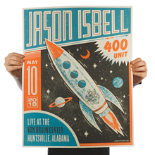 Load image into Gallery viewer, Jason Isbell - Huntsville, AL