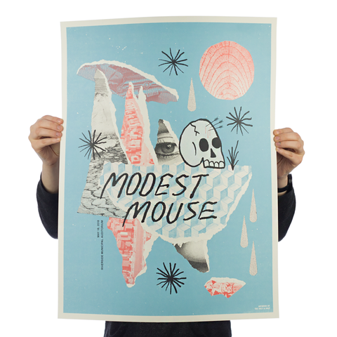 Modest Mouse- Riverside, CA