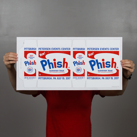 Phish - Pittsburgh