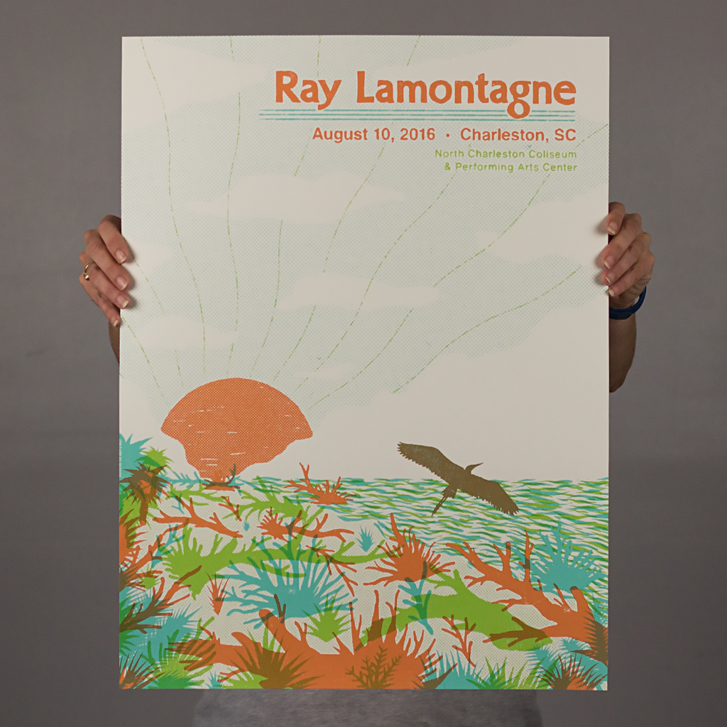 Ray Lamontagne - Charleston, SC