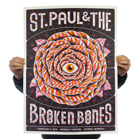 St. Paul & The Broken Bones - Athens, GA