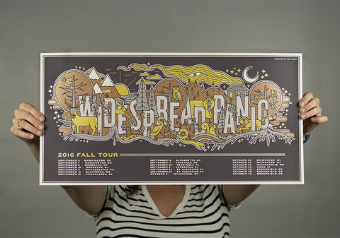 WSP - Fall Tour Poster