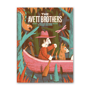 Avett Brothers - Milwaukee - N1