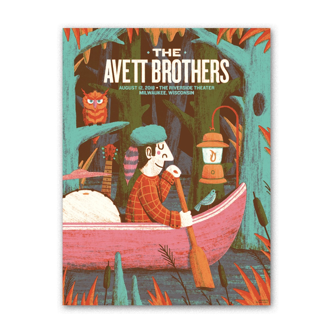 Avett Brothers - Milwaukee - N2