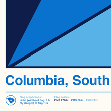 Load image into Gallery viewer, Columbia SC Flag