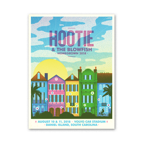 Hootie and The Blowfish - 2018