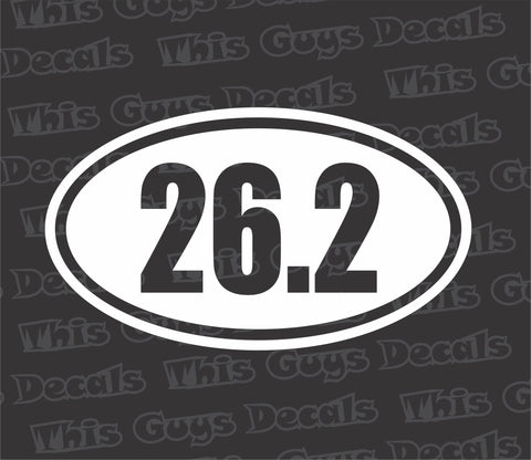 26.2 Running decal
