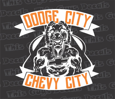 DODGE CITY LOGO