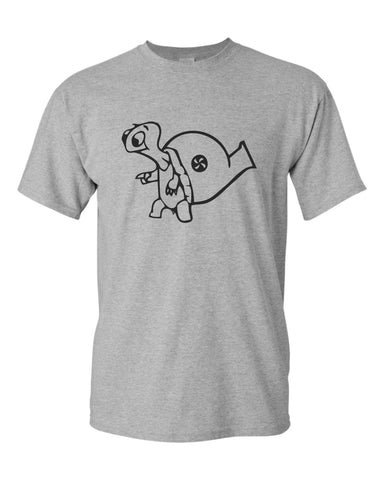 boosted turtle T-shirt