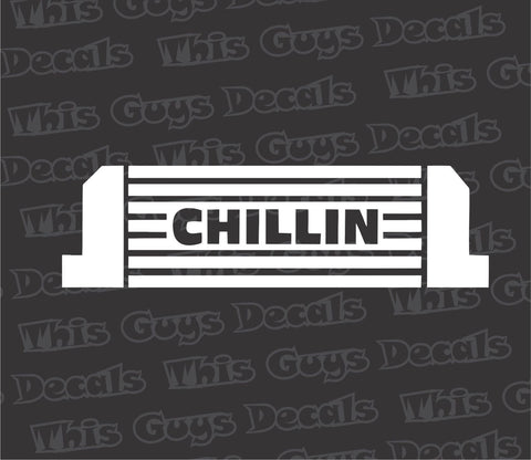 chillin decal