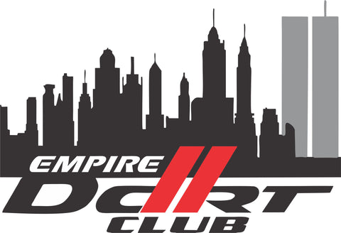 Empire darts logo #4 decal
