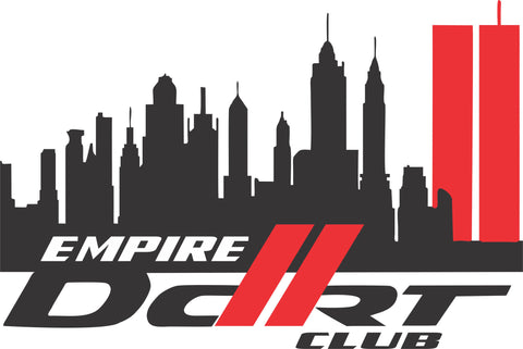 Empire darts logo #2 decal