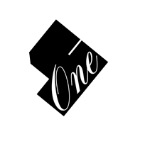 One.four Movement number four decal