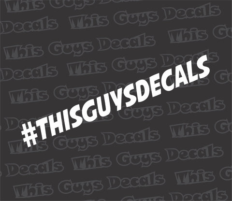 #ThisGuysDecals decal