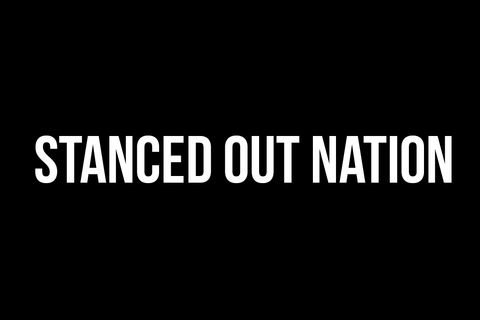 Stanced Out Nation Decal