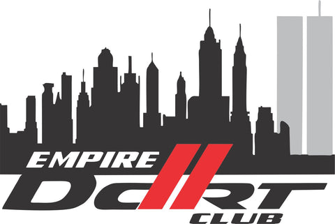 Empire darts logo #1 decal