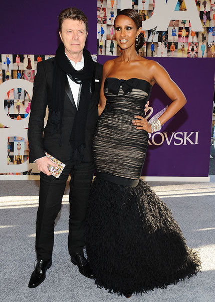 David Bowie 2010 CFDA Fashion Awards