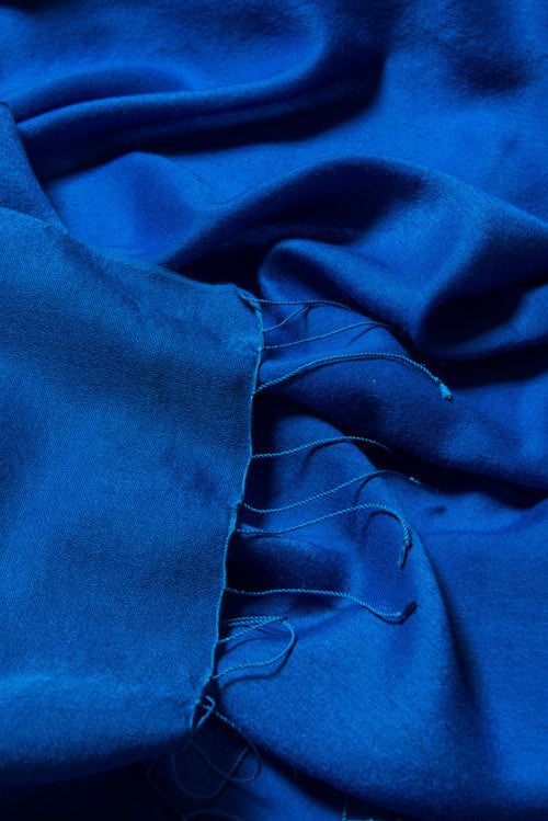double-silk-cobalt-blue-scarf
