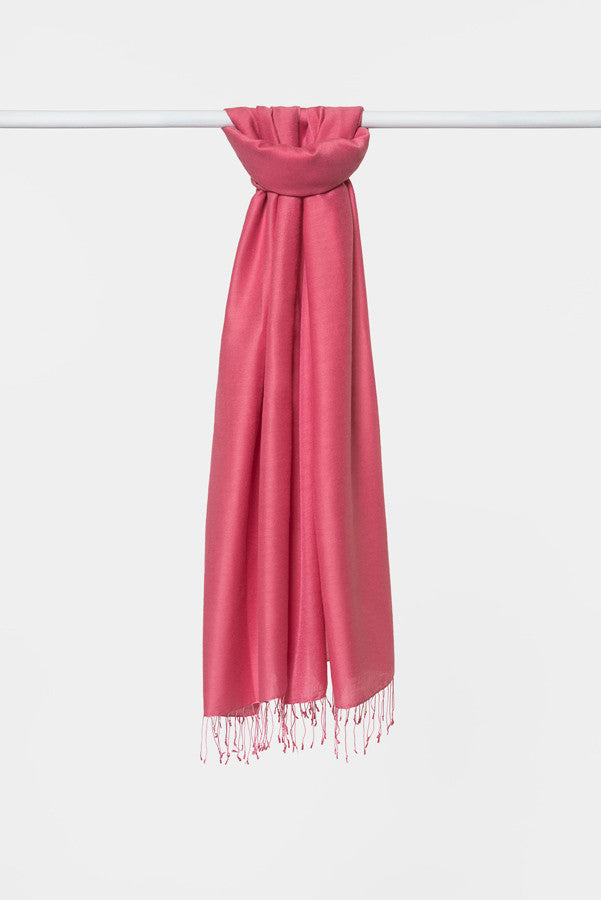 double-pink-silk-scarf