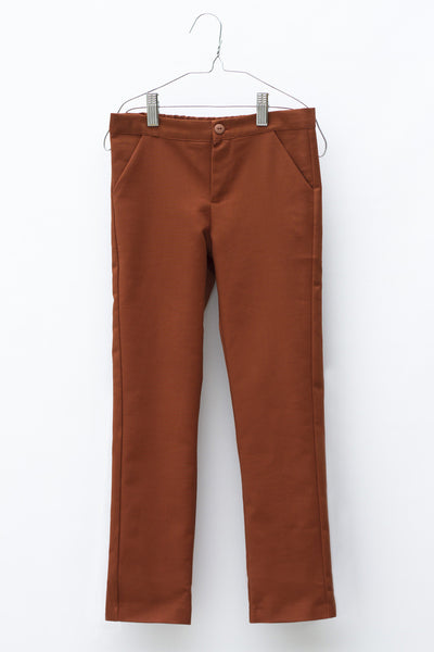 Carmona Pants in Brick