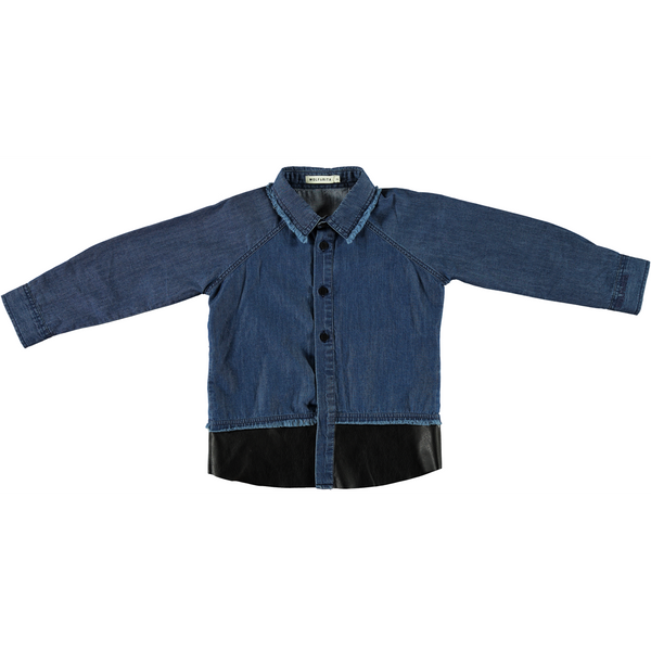 Ricardo Denim Shirt