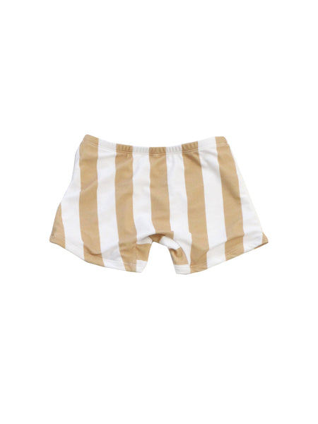 Camel Stripe Trunks