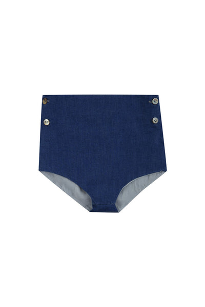 Denim West Culotte