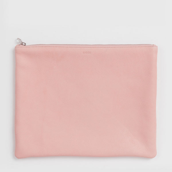 Large Flat Pouch in Pastel