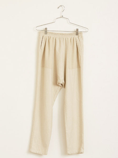 Lounge Pants in Eggshell